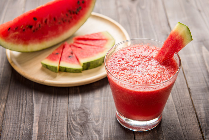 Watermelon is rich in L-citrulline . enhanced performance and exercise