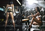Antonella Trantaki weightlifting