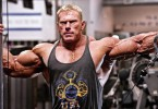 Dennis Wolf shoulder workout