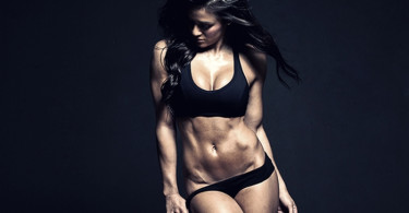 Brittany Coutu Fit woman