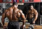 Cedric Mcmillan back bodybuilder