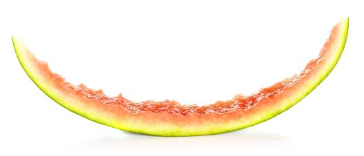 Watermelon rind - rich source of citrulline