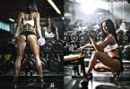Antonella Trantaki weightlifting
