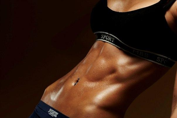 how chick with abs