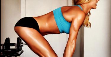 sexy girl squat