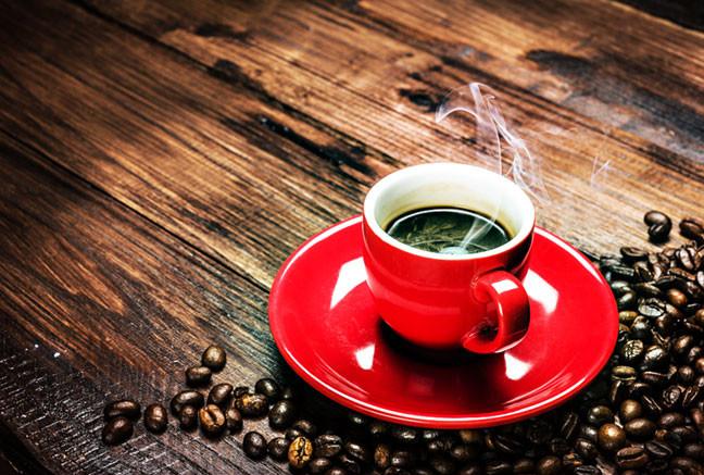 coffee source of caffeic acid