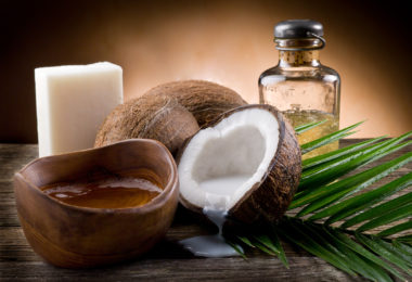 Natural coconut oil - MCT - weight loss